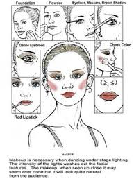 dance makeup tutorial for kids