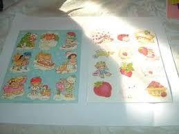 vine 80s sniff strawberry shortcake stickers 11