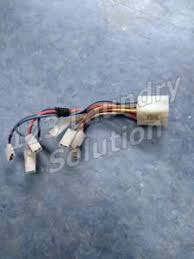 washer wire harness, timer for whirlpool p n 3955640 used ebay Ipso Dryer Support Bearing Stub at Ipso Dryer Parts Wire Harness