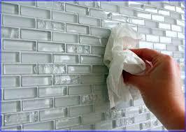 homey design glass tile grout white subway backsplash with grey intercreativo co color sealer type or