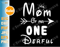 It should be everything you need for your next project. Mom Of Mr Onederful Svg Women Funny Wonderful 1st Birthday Boy Print Teesvg