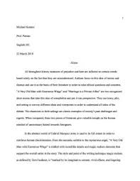 comparative essay example co comparative essay example