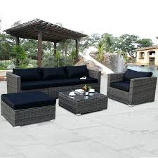 outdoor wicker furniture replacement cushion covers waterproof slipcovers for patio parts kitchen