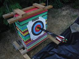 picture of ultra durable foam archery target