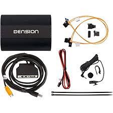 Dension Gateway 500s Bt Gw52mo1 Iphone Ipod Usb Aux Bluetooth Für Audi Bmw Mercedes Porsche Mit Most Bus Single Fot Amazon De Navigation