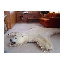 polar bear rug unique polar bear skin rugs with head for bills bear rugs and polar bear rug