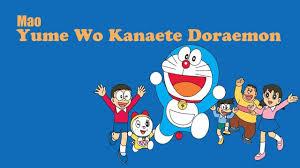 Lời bài hát Yume wo Kanaete Doraemon tiếng Nhật, Việt và phiên âm