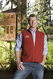 Image Episode Pete Nelson Is The Host Of Animal Planets Fun Series Treehouse Masters Fridays Episode At Pm Is Backtobasics Offering For Family With The Arkansas Democratgazette Treehouse Masters Tackles Specialneeds Design