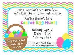 Easter Egg Hunt Invitation Easter Egg Hunt Easter Eggs