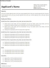 Word 2007 Resume Templates Delectable Free Resume Template Microsoft Word 28 Engneeuforicco