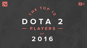the top 10 dota 2 players of 2016 thescore esports