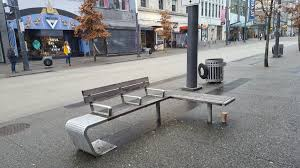 urban furniture designs. Redesign Of The Granville Street And Urban Furniture For 2010 Winter Olympics In Vancouver. Plenty #unpleasant Ideas Designs. Designs T