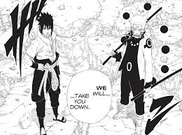 Naruto and Sasuke runs the One Piece Gauntlet - Battles - Comic Vine