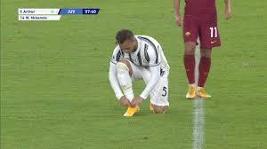 Arthur Melo vs Roma (27/09/2020) HD 1080i by OG2PROD - YouTube