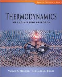 Thermodynamics (Asia Adaptation) : Yunus A. Cengel : 9780071311113