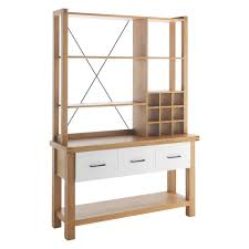 Kitchen Dresser Barnstaple Oak Kitchen Dresser Buy Now At Habitat Uk