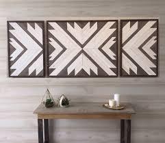 wood wall art wood wall decor living room decor modern wall art reclaimed wood wall art boho decor