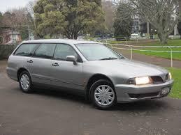 2001 Mitsubishi Diamante Advance NZ New S/W $1 RESERVE ...