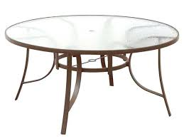 ideal inch round patio table top replacement with glass outdoor dining home design 48