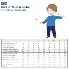 Baby Boy Size Chart Size Charts