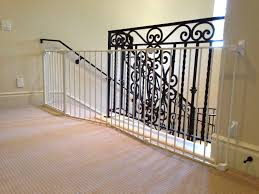 Baby Gate Wooden Banister Thing Brilliant For Banisters | Homini.me