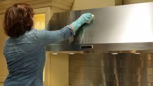 Cleaning Range Hood Video How To Clean The Range Hood Martha Stewart