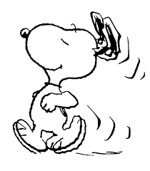 Small Picture Printable Snoopy Coloring Pages Coloring Me