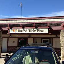 photo taken at round table pizza by garth e on 4 14 2016