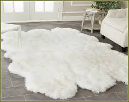 ikea sheepskin rug large home design ideas ikea sheep rug