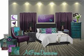Incredible Gray And Purple Bedroom Ideas Purple And Gray Bedroom Ideas Home  Design Jobs