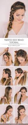 Hairstyle Easy Step By Step easy step by step hairstyle tutorials you can do for less than 5 6996 by stevesalt.us