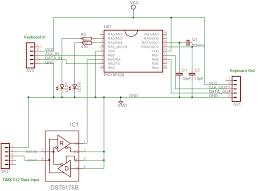 dmx pc keyboard interface DMX Wiring-Diagram Raw Dmx Control Wiring Diagram #11
