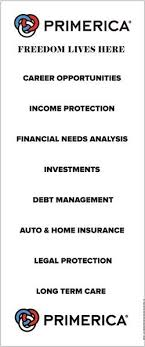 Primerica Life Insurance Quote Beauteous For Career Opportunity Term Life Insurance Needs And Other