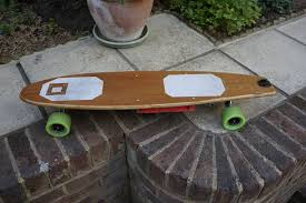 picture of how to build an electric longboard with phone control
