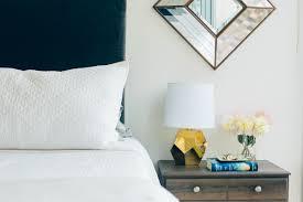 crisp white bedding