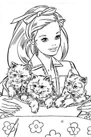Small Picture Barbie coloring pages overview with great Barbie sheets Adult