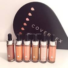 cover fx custom enhancer drops face highlighter powder makeup glow 15ml liquid highlighters set bronzer makeup cosmetics ping from youmvp