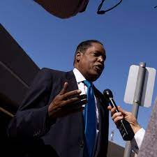 Larry Elder Claims Widespread Evidence ...