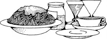 italian restaurant clipart black and white. Delighful And Italian Food Black And White Clipart  ClipartFox Intended Restaurant Clipart Black And White Pd4Pic