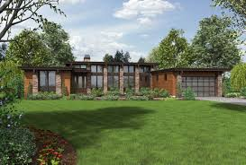 northwest modern home architecture. Cool Ranch House Plans Modern : Plan Contemporary Style Home Deco Northwest Architecture M