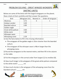 Fifth Grade Percentage Word Problems Worksheet Adding And ...