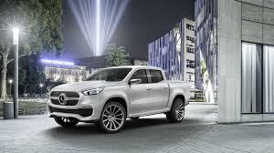 2017 mercedes benz x cl pickup truck