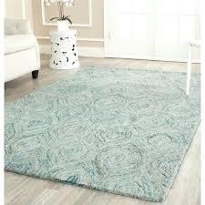 safavieh rug handmade ivory sea blue wool rug safavieh area rugs