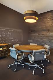 small round table for office. dropbox san francisco office by boor bridges geremia design chalkboard walls within collab small round table for u