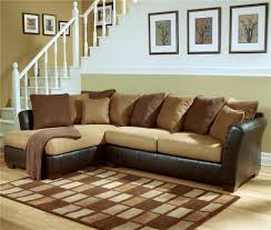 Decor Cool Dark Brown Leather Ashley Furniture Replacement