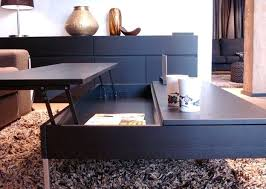 ottoman coffee table ikea leather convertible what is an
