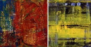 artist s biography and years of exhibitions gerhard richter
