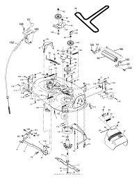 Mower deck on kohler 241 engine parts diagram