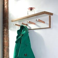 Unusual Coat Racks Contemporary Coat Rack Handmade Contemporary Modern Coat Rack With 100