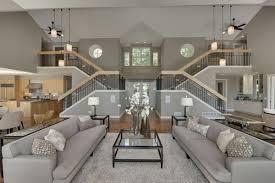 fresh interiors showcasing gray paint